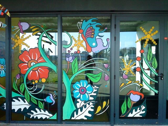 decor vitres